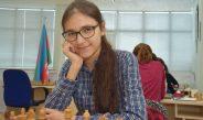 Xanım Balacayeva İlk WGM Balını Topladı