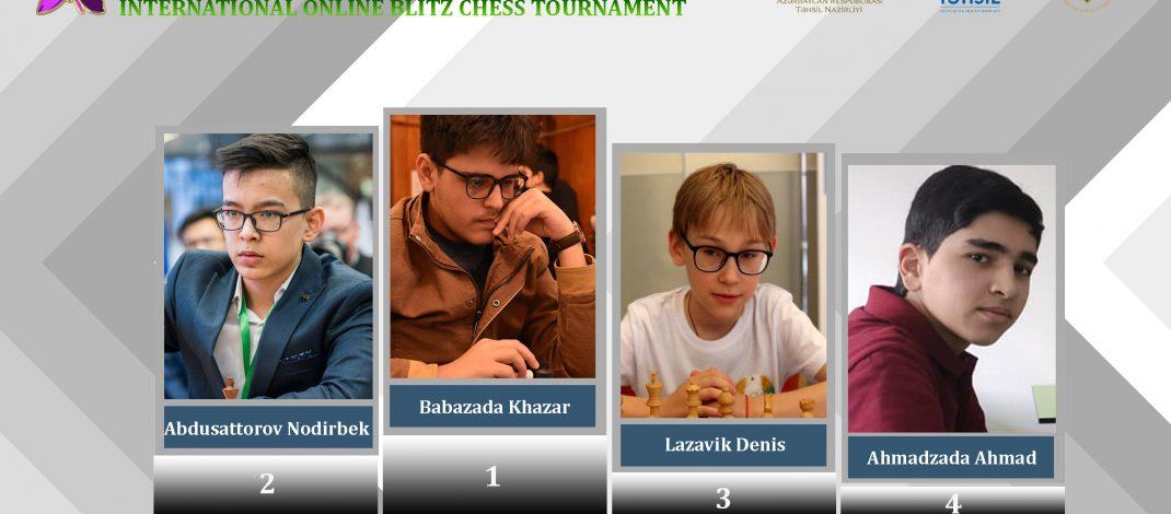 Qarabağ Azərbaycandır! Beynəlxalq şahmat turniri başa çatdı